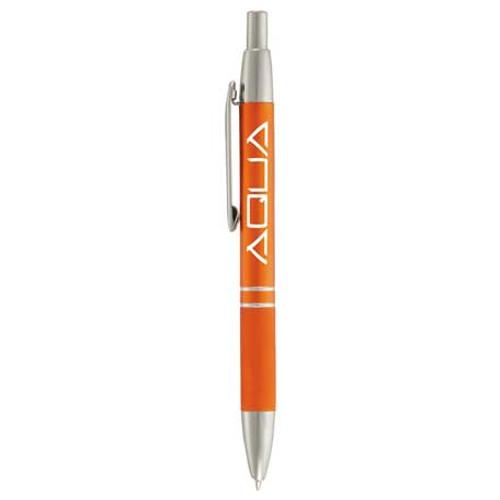 Harlem Metal Ballpoint Pen (05031-01)