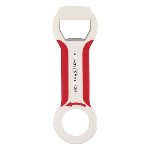 4-In-1 Multi-Use Opener (01557-00); Primary; Decoration Type: Silk-Screen