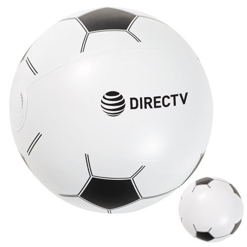 """16"""" Soccer Ball Beach Ball (01840-00); Primary; Decoration Type:"""