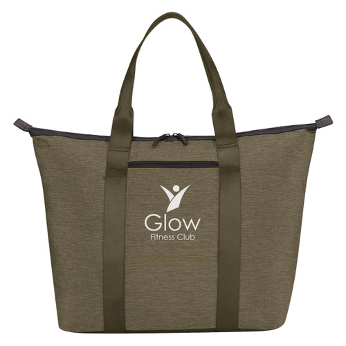 Performance Fitness Tote Bag (02059-00); Primary; Decoration Type: Silk-Screen