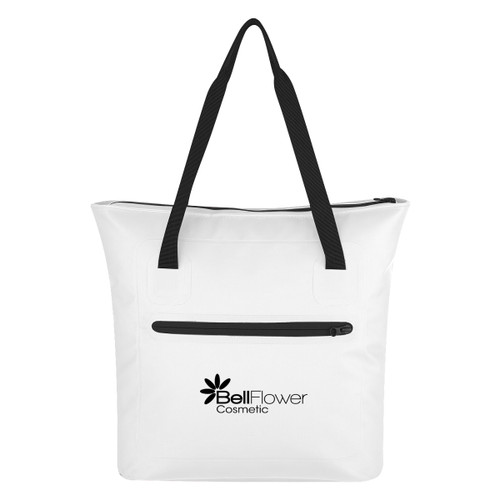Water-Resistant Tote Bag (02206-00); Primary; Decoration Type: Silk-Screen