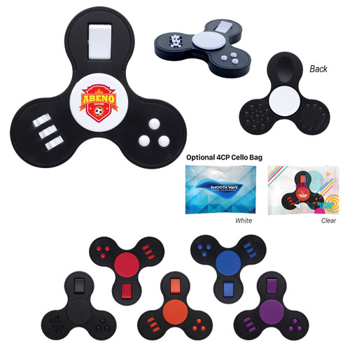 Multi-Function Fun Spinner (02362-00); Primary; Decoration Type: