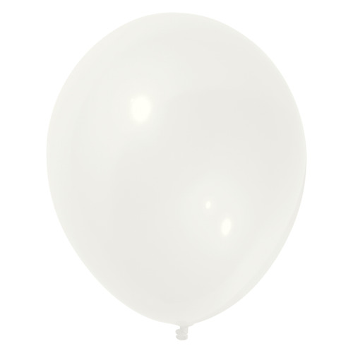 "11"" Sheer Balloon (02662-00); Blank; Decoration Type: Blank"