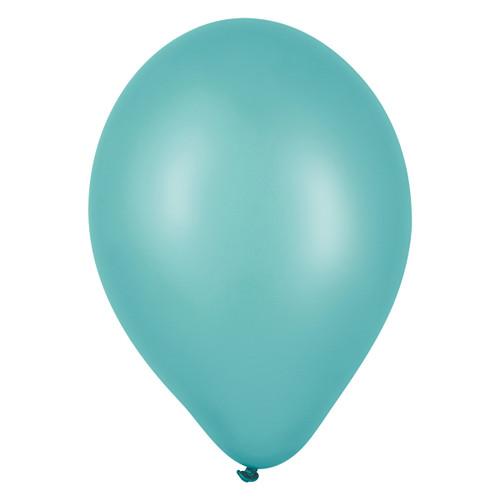 """11"""" Metallic Balloon (02666-00); Blank; Decoration Type: Blank"""