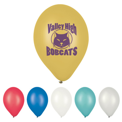 "11"" Metallic Balloon (02666-00); Blank; Decoration Type:"