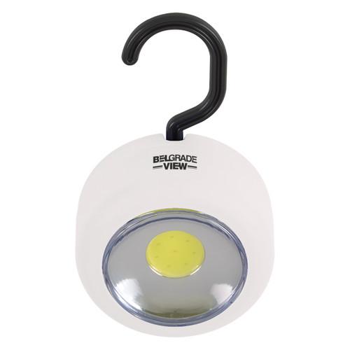 Cob Light With Hook (02915-00); Primary; Decoration Type: Pad-Print