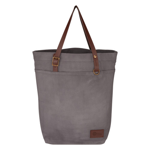 Benchmark Utility Tote Bag (03078-00); Primary; Decoration Type: Debossed
