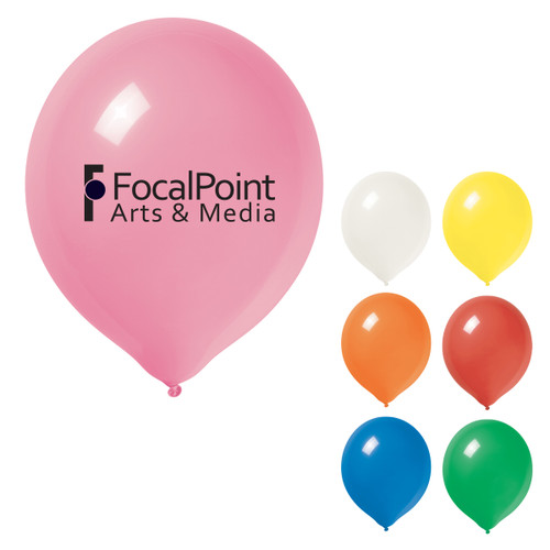 """24"""" Standard Tuf-Tex Balloon (03121-00); Blank; Decoration Type:"""