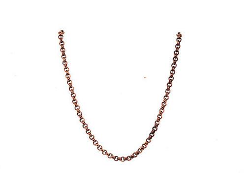 Vintage Gold Chain Bracelet Baby Chain Necklace 14K Gold Antique Victorian
