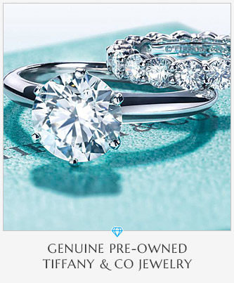 Shop Genuine Pre Owned Tiffany and Co Jewelry