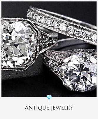 Shop Antique Jewelry