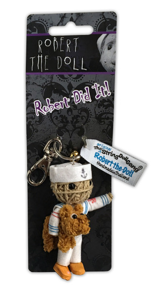 Robert The Doll String Voodoo Doll