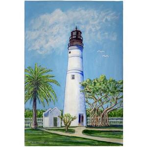 Lighthouse Towel by designer Betsy Drake