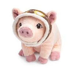 Maybe - The Flying Pig Plush