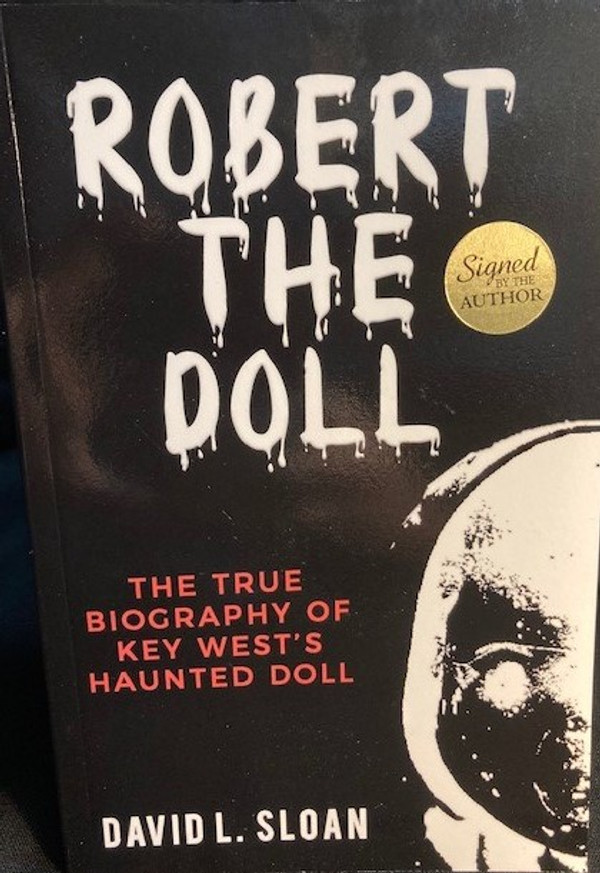 ROBERT THE DOLL BOOK