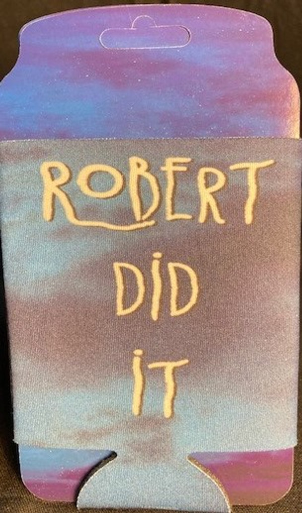 Robert The Doll Can Koozie