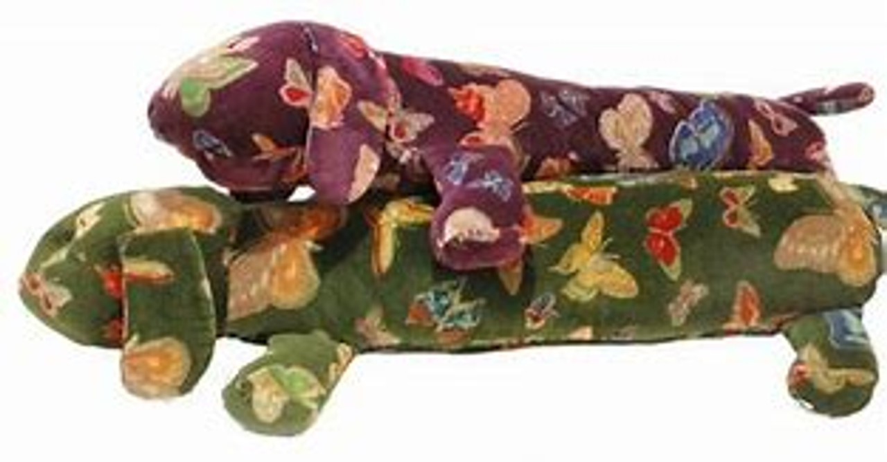 dachshund draught excluder