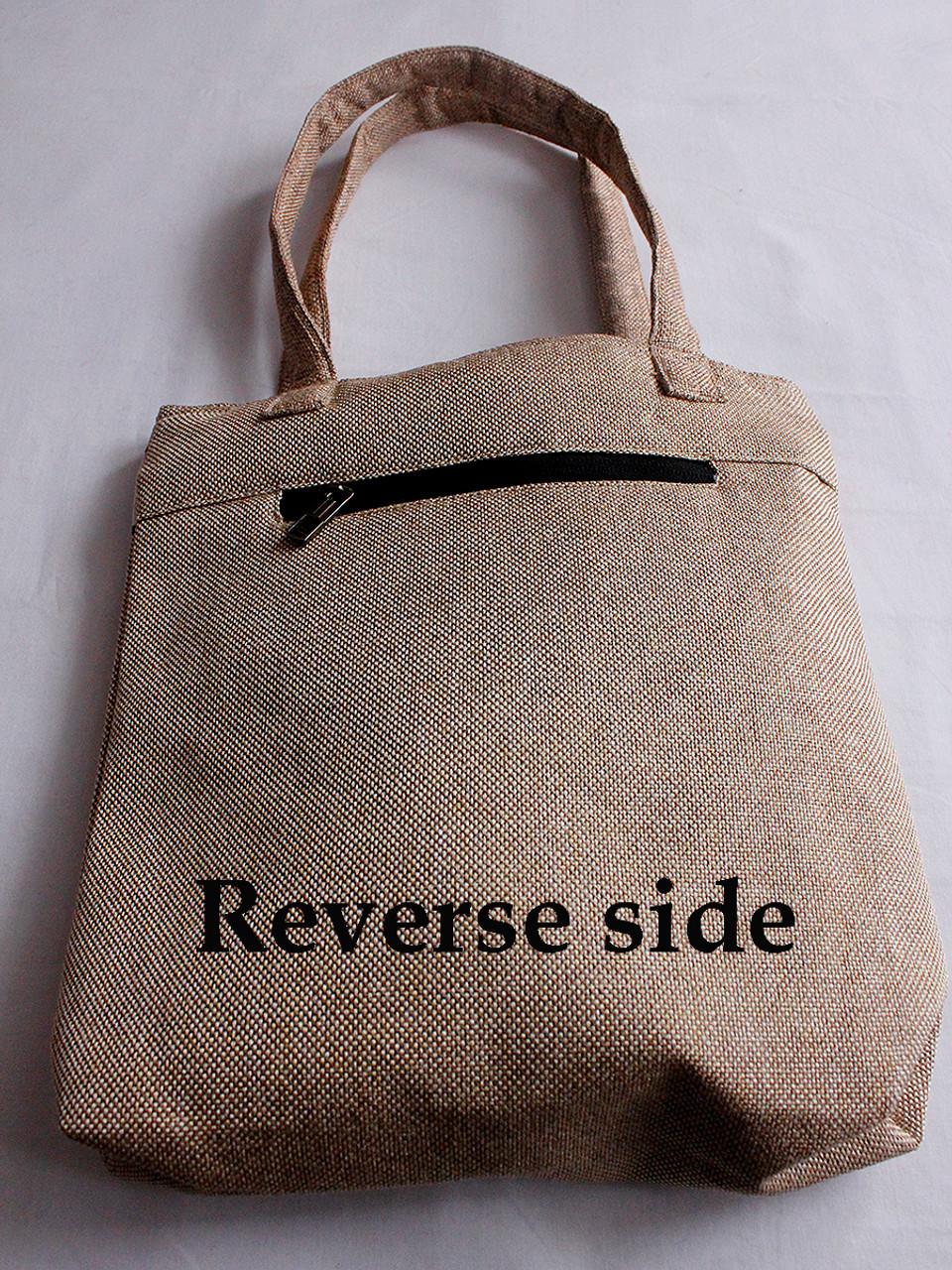 Tibetan handicraft bag
