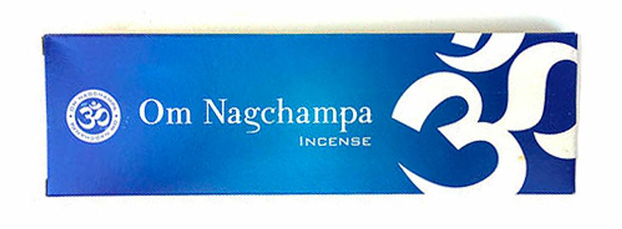 om nag champa incense sticks
