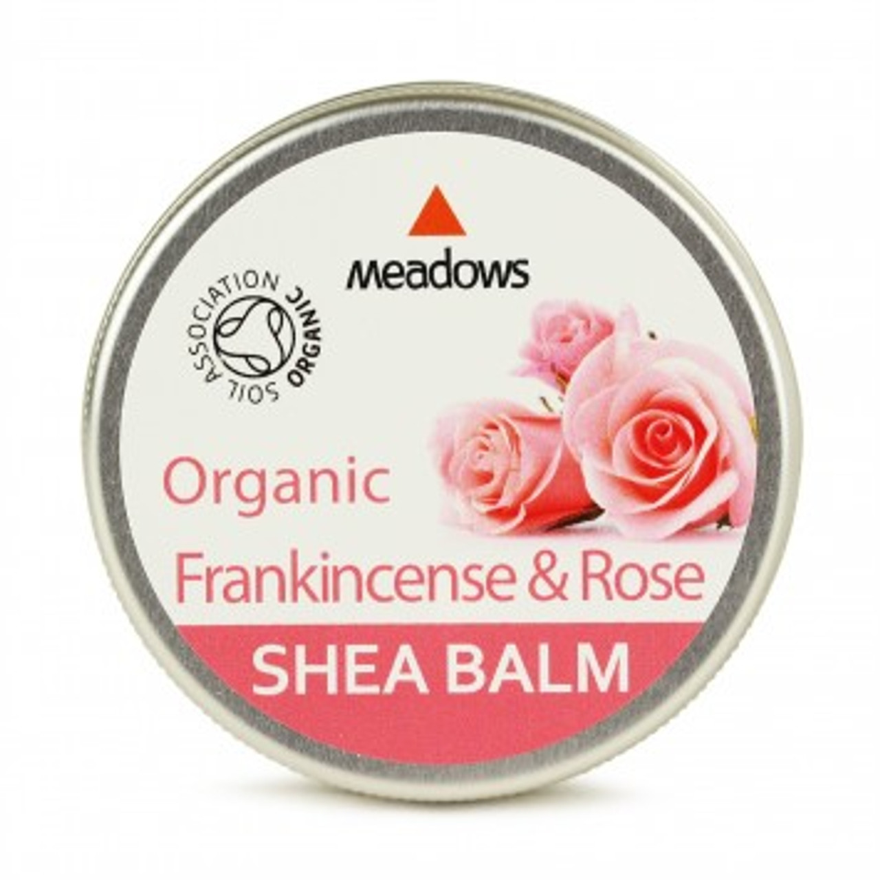 Organic Frankincense and Rose Balm 50ml