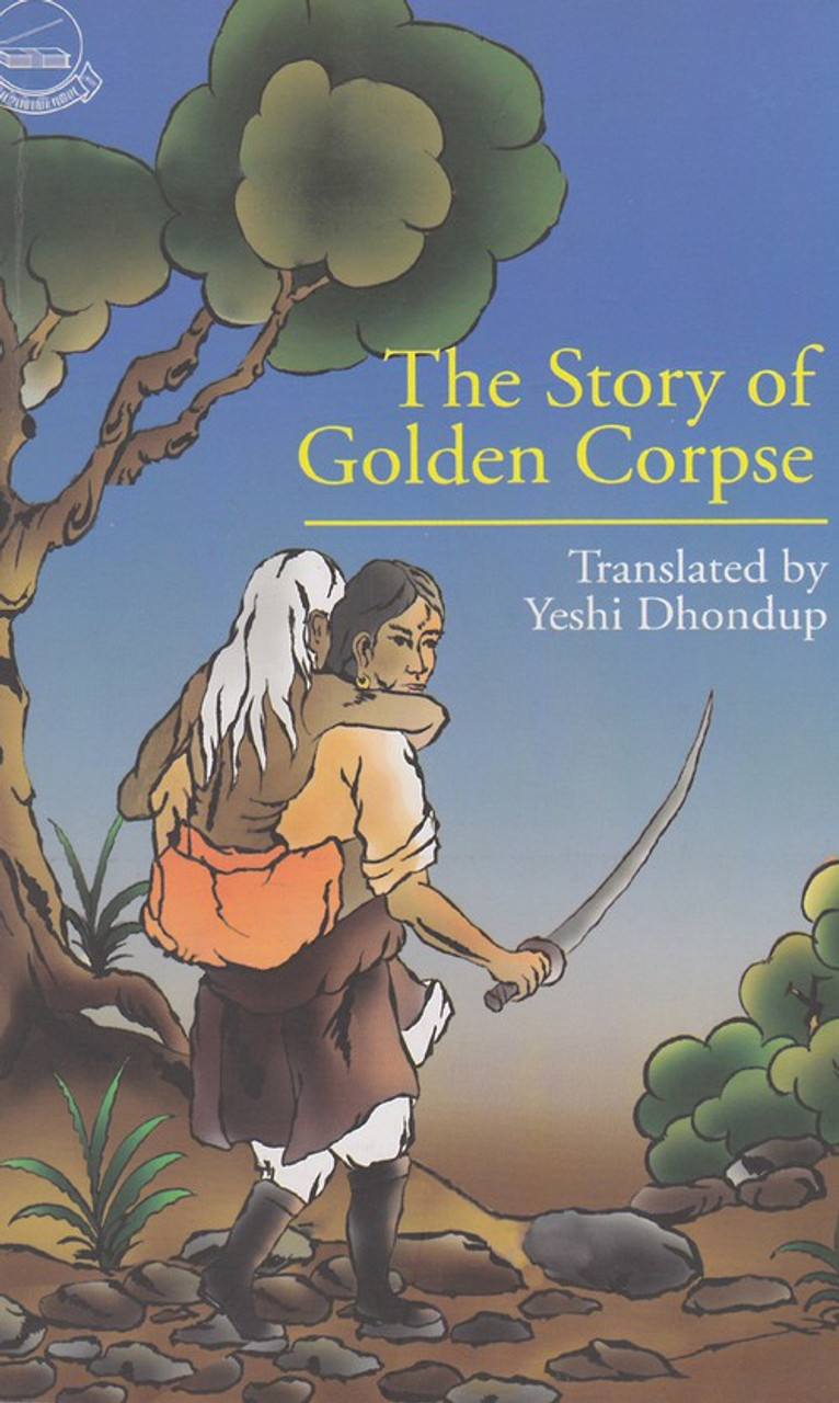 Tibetan story of the golden corpse
