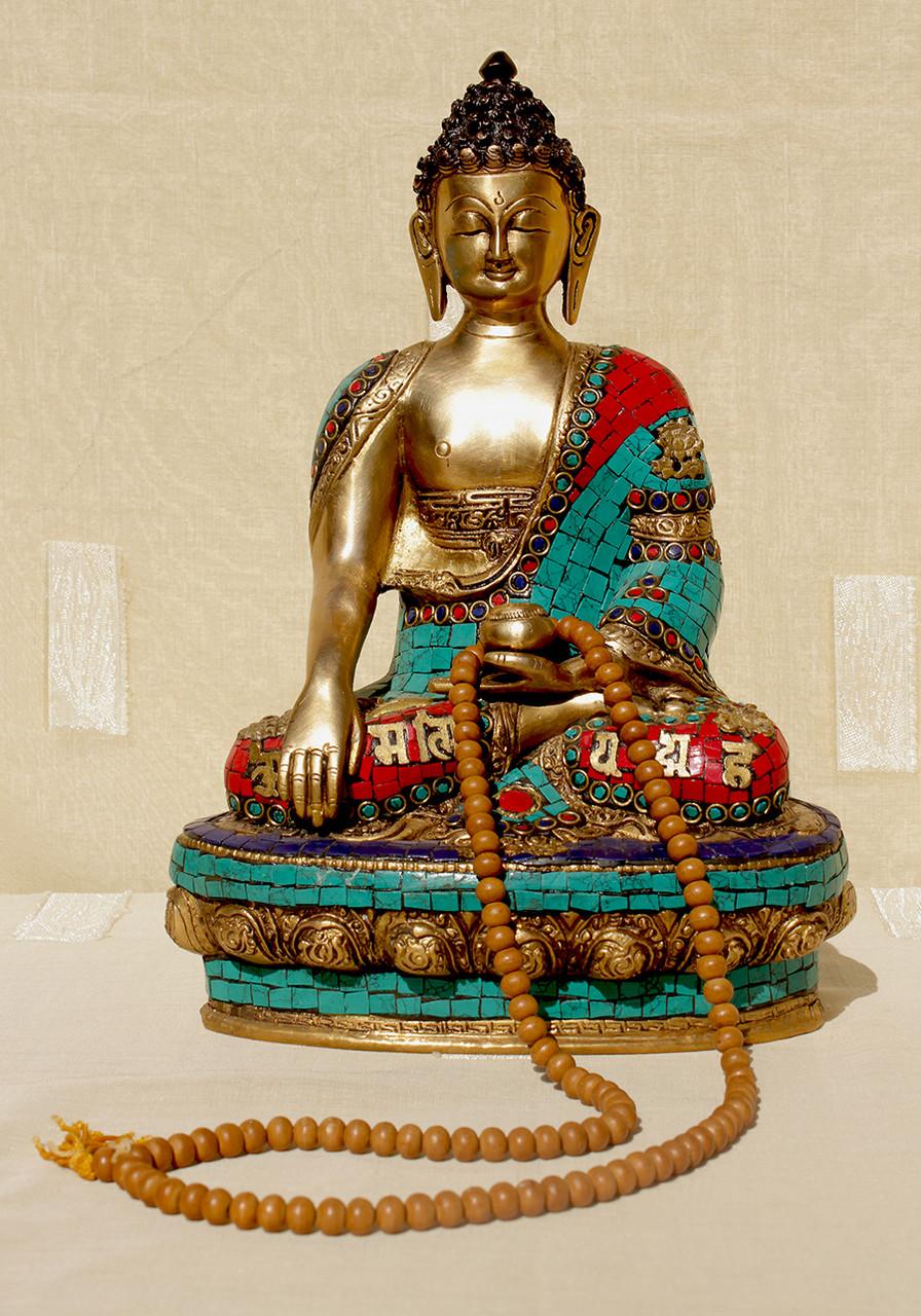 Fragrant Sandalwood mala wth 108 prayer beads