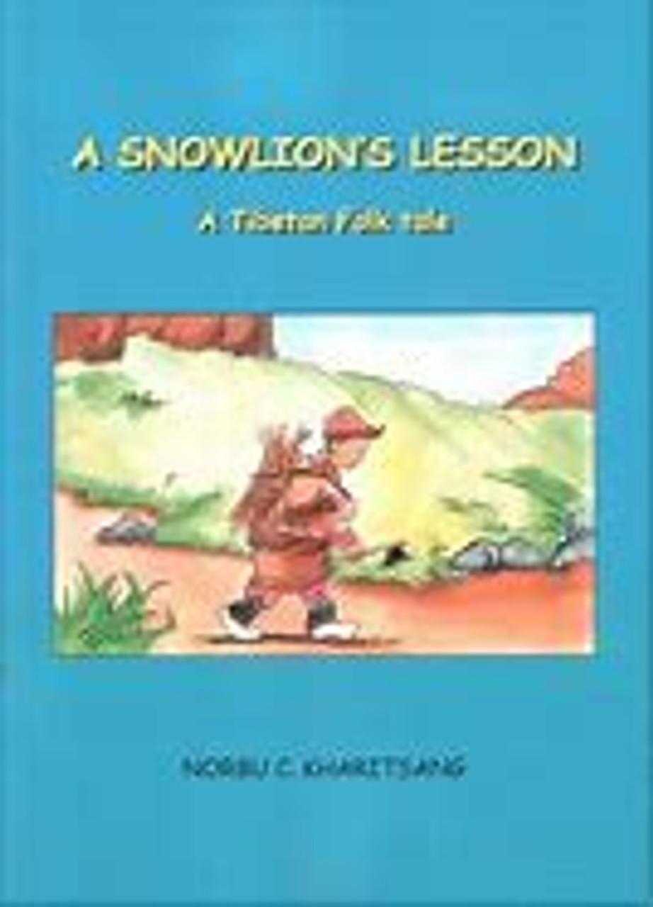 snow lions lesson