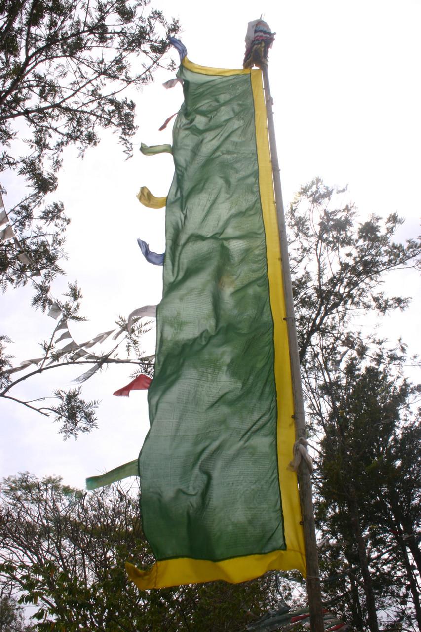 vertical prayer flags