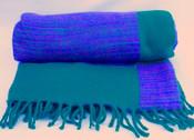 Large Fleece Sherpa Blanket