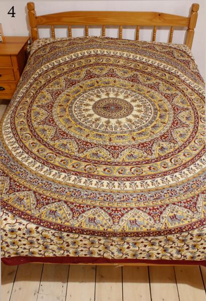 Elephant Mandala Bed linen