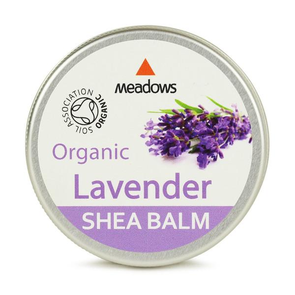 Lavender shea balm
