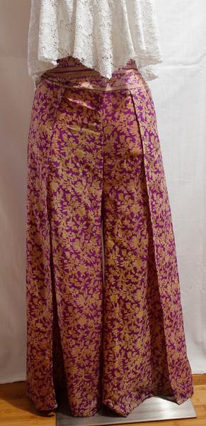 Nameste UK silk wrap trousers