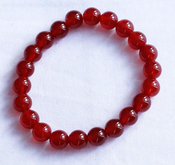 Crystal meditation bracelet