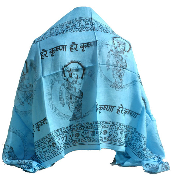 Unisex Deity Scarf medium weight (small)