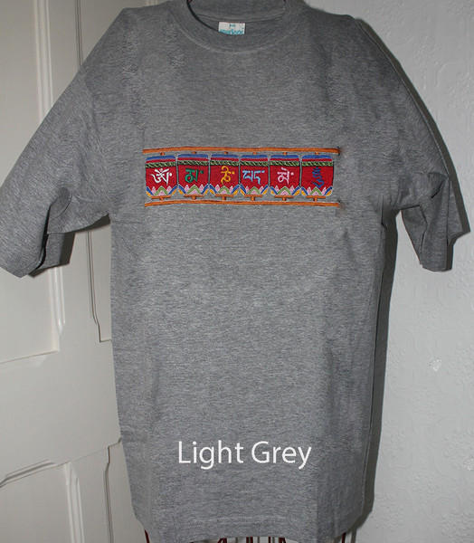 Tibetan Prayer Wheel T-shirt