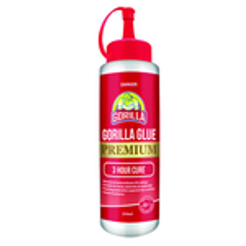 GORILLA GLUE 3 HOUR PREMIUM WOOD ADHESIVE - 250ML