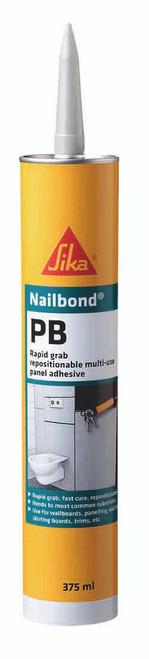 SIKA NAILBOND PB ADHESIVE 375 ML