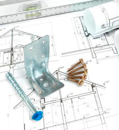 GIB HandiBrac screw bolt-5pair
