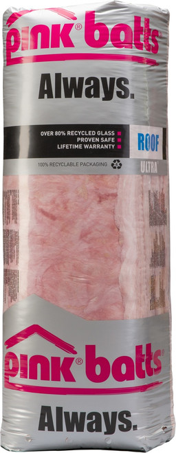 PINK BATTS R4.0 ULTRA CEILING  6.3M2