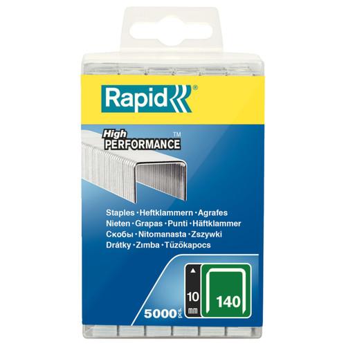 Rapid Staples 140/10 Galv PP       5K