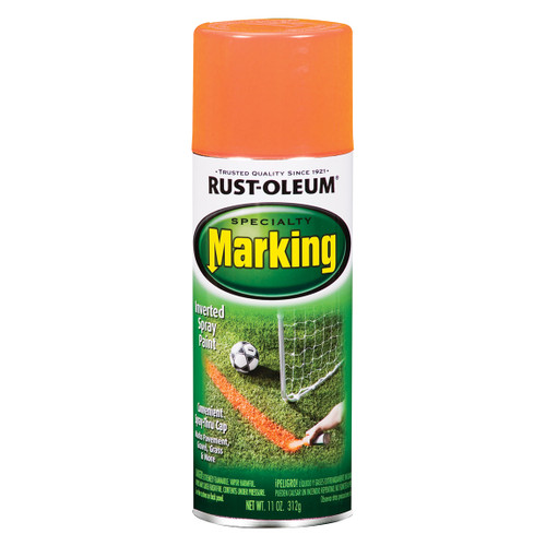 Specialty - Marking - Fluorescent Orange - 11oz Spray