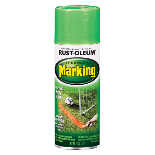 Specialty - Marking - Fluorescent Green - 11oz Spray