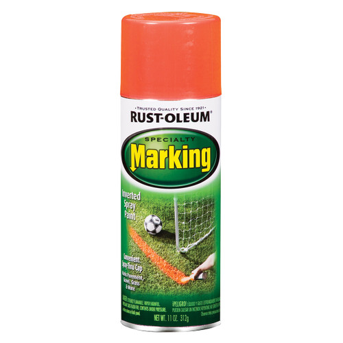 Specialty - Marking - Fluorescent Red - 11oz Spray_1991830