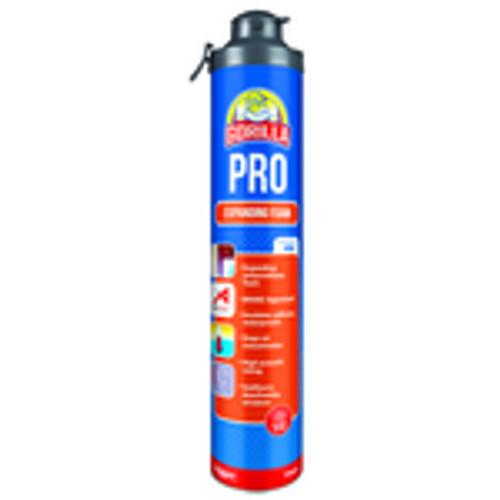 Gorilla Pro Expanding Foam 750ml Click & Fix