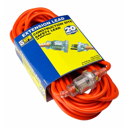 20M IND. EXT LEADS