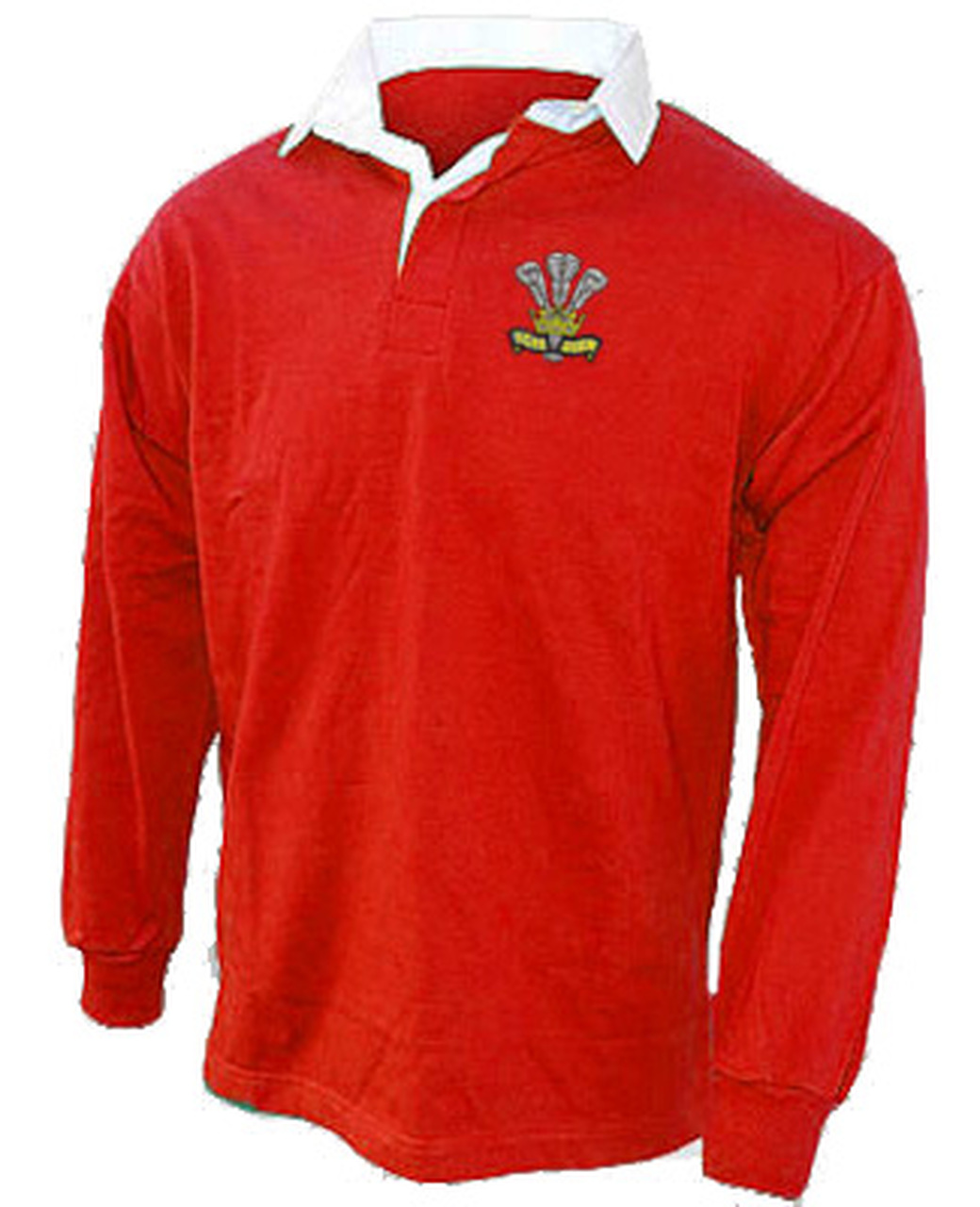 bf7d098a7f4 Retro wales rugby jersey vintage welsh rugby shirt as worn by Gareth  Edwards, J.P.R. Williams