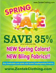 Spring Flash sale annoucement