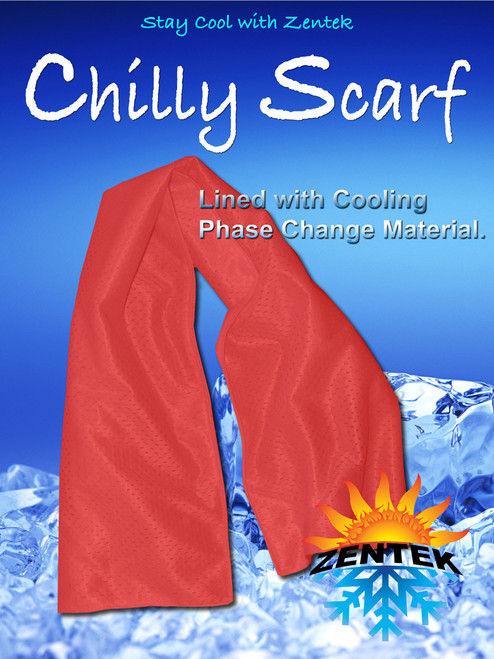 Chilly Scarf