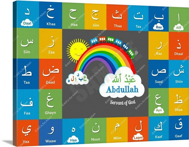 I Can Spell My Name, Classic - Abdullah