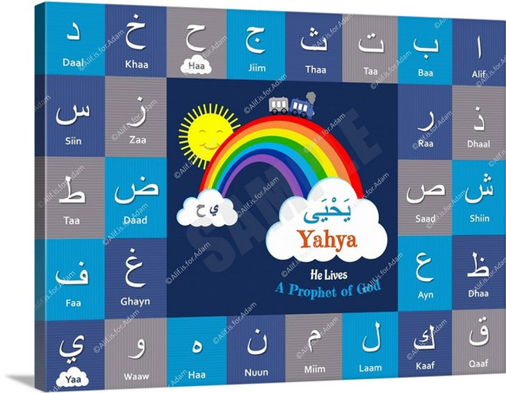 I Can Spell My Name, Cool Blue - Yahya
